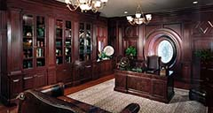 Millwork Design by by Charlotte NC Architects of Miller ...