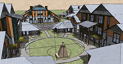 Off Campus Student Housing Designs By Charlotte North Carolina